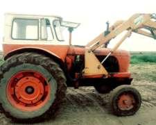 Fiat 780 con Pala y Pinche Ceibo