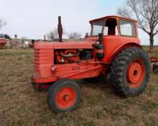 Tractor Fiat, Modelo R60, año 1962