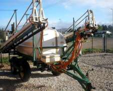 Pampero Tetra De 3000 Lts- 18 Mts- Unijet-balancin