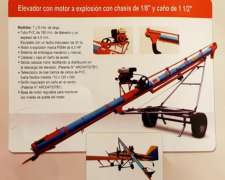 Chimango Procor a Explosion o Hidraulico 7/8/9 Mts.