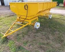 Acoplado Volcador Hidraulico Trasero 4 TN - Disponible