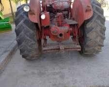 Hanomag R 55 C/tdf y Levante Hidraulico