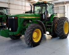 Tractor John Deere 8200 año 1996 en muy Buen Estado