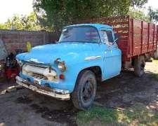 Camion Chevrolet 6400 Diesel