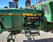 John Deere 2420 - Excelente Estado