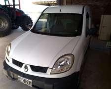 Renault Kangoo Diesel Con Motor A Reparar