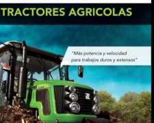 Tractores Chery Línea 2018