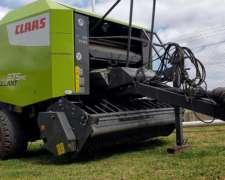 Rotoenfardadora Claas Rollant 375 RC, año 2015