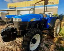 Tractor New Holland Modelo TT 3840 F 4wd - 0km