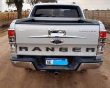 Ford Ranger Límited 4X4