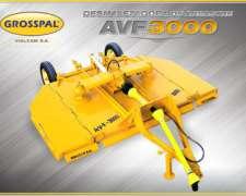 Desmalezadora de Arrastre AVF 3000 - Grosspal