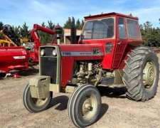 Tractor Massey Ferguson 1195 con Tres Puntos