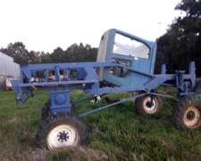 Chasis Pla MOD94 Reparado con Cabina Plastica