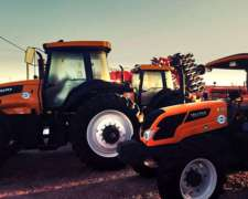 Tractor Valtra BT 210