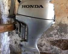 Motor Honda 4 Tiempos 20 HP