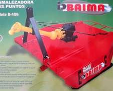 Desmalezadora B-150 Levante Tres Puntos Baima