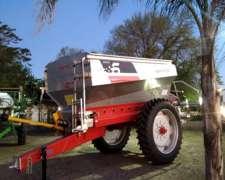 Fertilizadora Fertec - Serie 6, 8000 - Entrega Inmediata