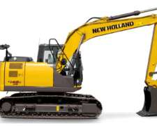 Excavadora New Holland E145 Evo