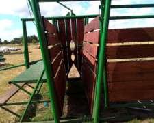Mangas De Caño Petrolero Para Hacienda Colonia Menonita