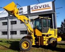 Pala Cargadora Lovol FL920 1.5m3 1800kg