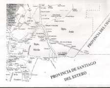 Venta Campo 5568 Has en Talavera (salta) -agrícola Ganadera