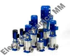Bomba Lowara 5sv07f - 1,5 HP - Monofásica