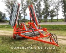 Rolo Triturador de Rastrojos Secman 7,5mts Modelo M-7500/75