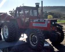 Tractor, New Holland 180-90 con Duales