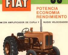 Busco Tractor Fiat Superson