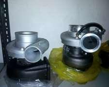 Turbos Nuevos Cummins 6 CT y Turbo Industrial de Recambio