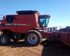 Case IH Axial Flow 8230 - año 2014