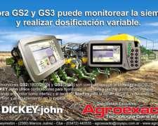 Monitor De Siembra Para Pantallas Gs2 Y Gs3 John Deere