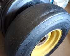 2 Cubiertas 11l 15 Pirelli 10 Telas
