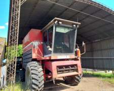 Cosechadora Marani 2140 año 1995 23 Pies Motor Scania 220 HP