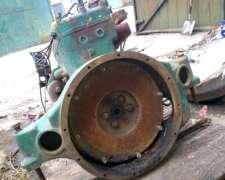 Motor Continental 6 Cilindros. Industrial. Naftero. Permuto.
