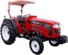 Tractor Hanomag 600a 60 HP - 3 Puntos