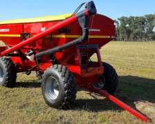 Tolva para Semilla y Fertilizante 24 M3 ( 100 % Abulonada )