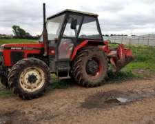 Tractor Zetor Doble Traccion