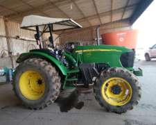 Tractor John Deere 5425 Doble Tracción
