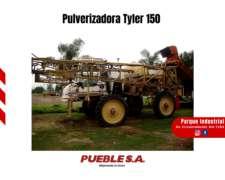 Pulverizadora Tyler 150 2001