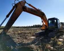 Excavadora Hyundai 210 - 8000 Horas