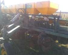 Sembradora Erca de 12 a 52 Tiro de Punta