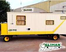 Casilla Rural 6,00 X 2,50 Mtrs - el Iman