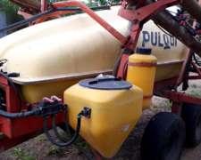 Pulqui 2200 Lts Buen Estado Con Monitor Bravo 120