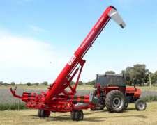 Extractora de Granos Ombu Autotrailer Hidropropulsada