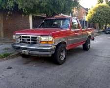 Ford F150 1994 Nafta/gnc Americana Automatica Aire, ABS