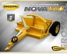 Pala Hidráulica Nova 350