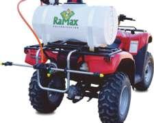 Mini Pulverizador 12v 120lts con Barral - Ramax
