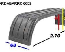 Guardabarros 2 Ejes Tandem Plasticos Traseros 2.70 Mts