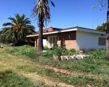 Casa En Colonia Tirolesa. Dos Casas/galpon. 600mt2